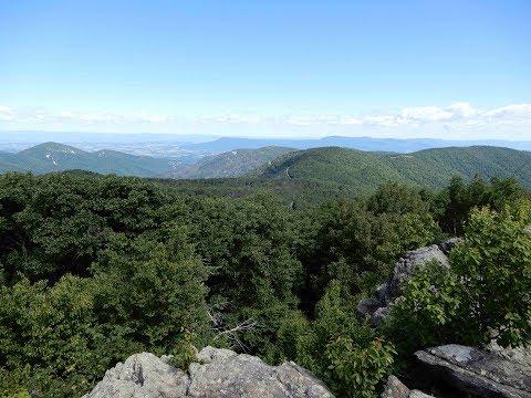 Loft Mountain - Shenandoah National Park