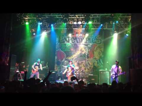 The Expendables LIVE Donkey Show