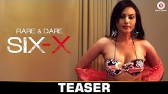Six X - Teaser | One film Six stories | Shweta Tiwari, Sofia Hayat & Ashmit Patel