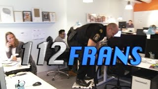 Frans Ytterman, Swedish Police Officer do the last Harlem Shake of ...