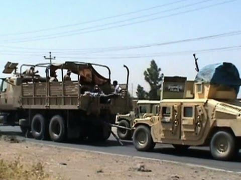 Iraqi Militants Threaten Baghdad