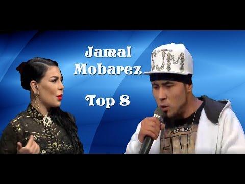 Afghan star, Top 8, Jamal Mobarez, ستارهٔ افغان ، ۸ بهترین، جمال مبارز