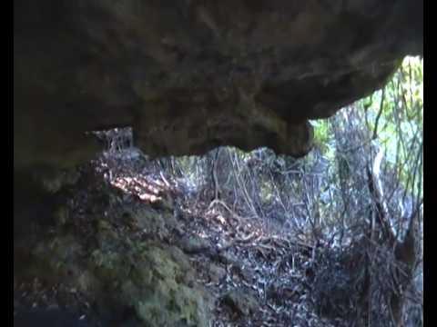 Ancient Australian Aboriginal Shelter