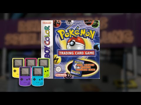Gameplay : Pokemon Trading Card Game [Gameboy Color]