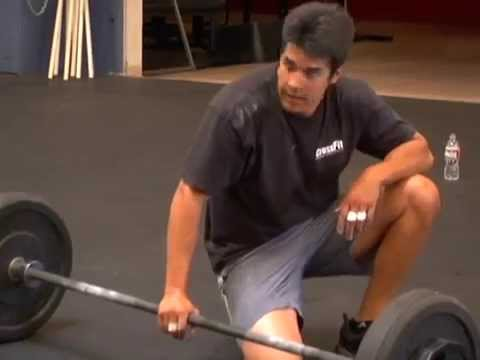 Trainer Workout: CrossFit San Diego