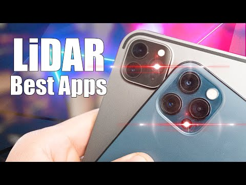 iPhone 12 Pro & iPad Pro Best Free Lidar Scanning Apps
