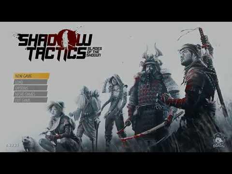 Shadow Tactics: Blades of the Shogun Gameplay |