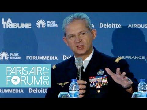 PARIS AIR FORUM   La France et l'OTAN face aux défis du cyber