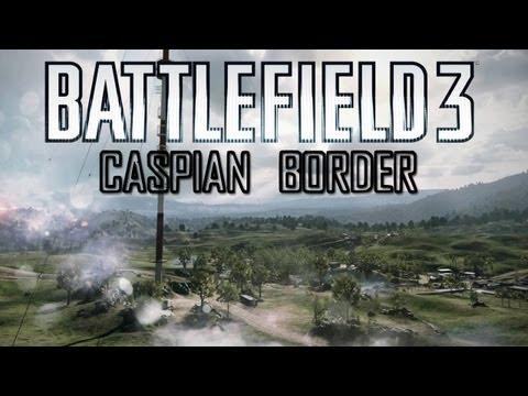 Battlefield 3 - Medyk z L85A2 na Caspian Border | PL&HD |