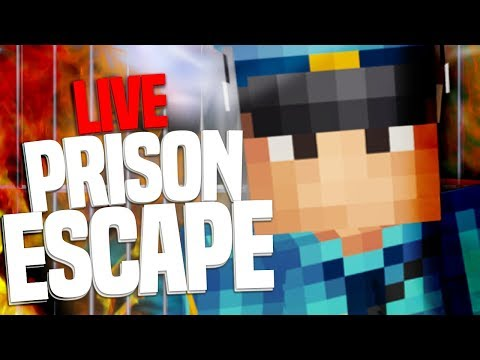 PRISON GUARD CAM - PRISON ESCAPE LIVE