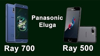 Panasonic Eluga Ray 500 | 700 Mobile - Look, #Bigbilliondaysale (Flipkart, Amazon, Snapdeal)