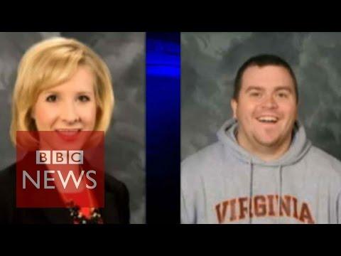 US TV journalists shot dead on air - BBC News