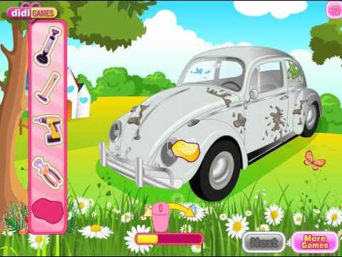Car Makeover (Автомойка) - прохождение игры