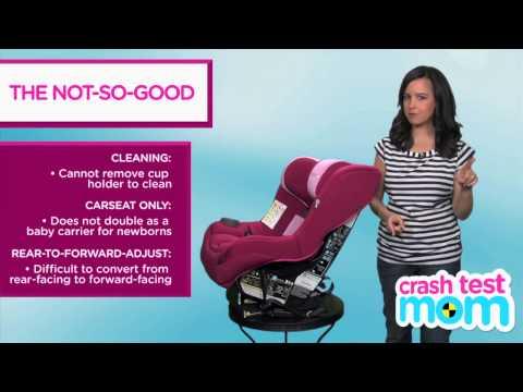 Maxi Cosi Pria Convertible Car Seat - Crash Test Mom Reviews