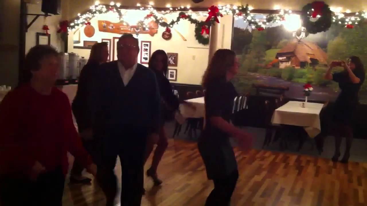 German Amateur Teen Swing Party