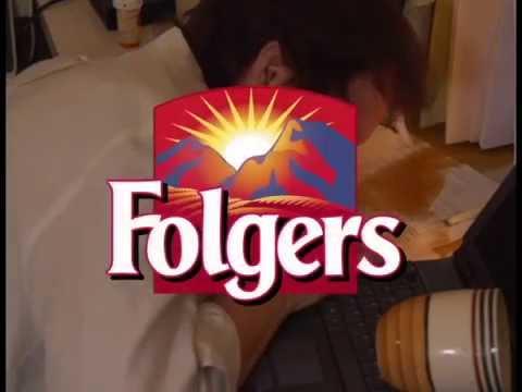 Neil Breen Folgers Commercial