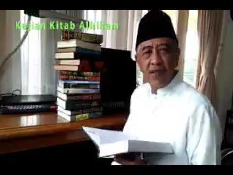 Kajian kitab Al hikam bersama KHM Luqman Hakim Hilmah ke 1 Efisode 2