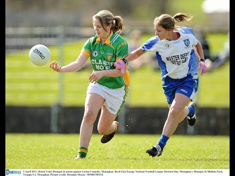 TG4 Ulster Ladies Senior Final Donegal v Monaghan | Sunday 2nd July 3.45pm