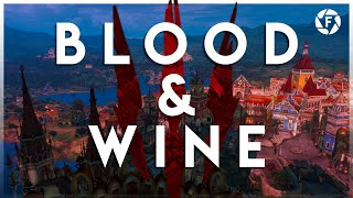 The Beauty of Witcher 3: Blood and Wine | Gameography