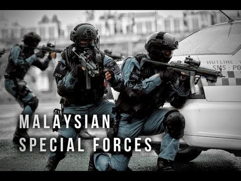 Malaysian Special Forces | GGK,  UTK, VAT 69