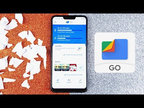 🔥 Free up space on your phone Files Go by Google How to Free Up Space on Android Hindi