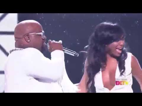 Cee-Lo Green - Fool For You Feat Melanie Fiona ( Live STA 2011)