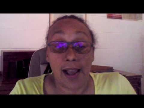 Suzanne Mills, Trinidad and Tobago,  World Health Day-  Depression.  Let's Talk.