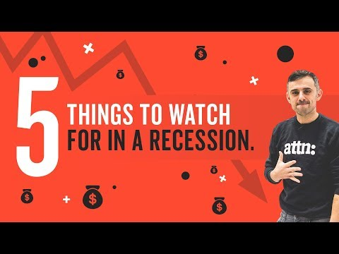 5 Things to Watch for the Next Economic Recession