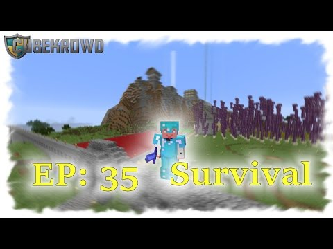 Cubekrowd Survival - EP35: Dirt is good