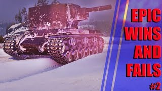 World of Tanks - Funny Moments & FAILS Compilation #2