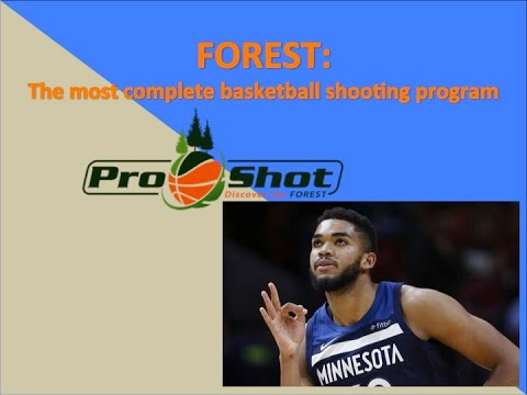 The FOREST: The Most Complete Basketball Shooting Program