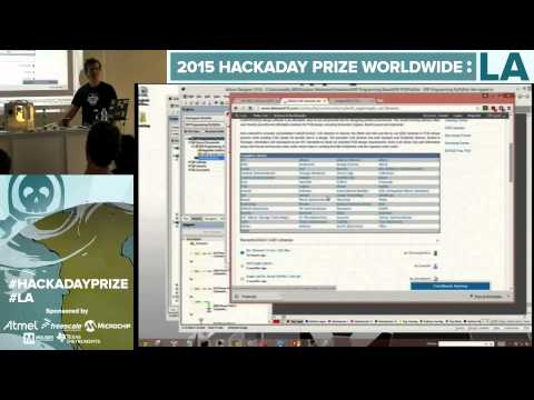 2015 Hackaday Prize Worldwide: LA