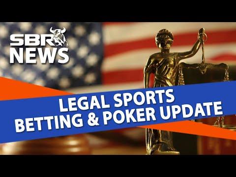 Legal Sports Betting & Poker Update - SBR News