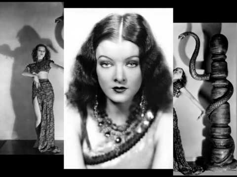 Movie Legends - Myrna Loy (Allure)