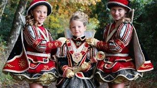 Kinder Prinzessin Lynn 1. - Erster live Auftritt - KG 1927 Hergenrath - KeNeHeMo
