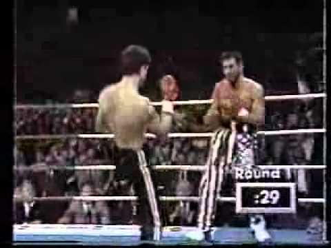 World Kickboxing Champion Jean-Yves Theriault Vs Rick Roufus 1 Parte (Montreal 1994).wmv