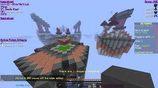 Hypixel - SkyWars (Best 2 games  SkyWars) My Invis Clint !