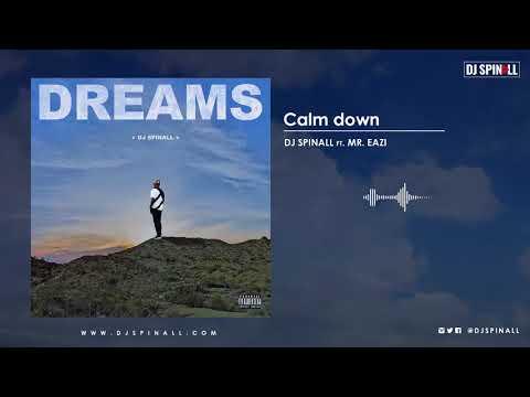 DJ SPINALL - Calm Down (Audio Video) ft. Mr. Eazi