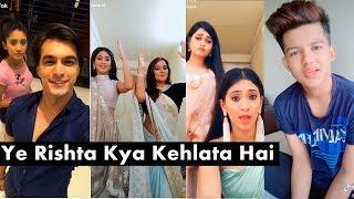Download lagu Yeh Rishta Kya Kehlata Hai Team Tiktok Video | Naira, Kartik, Riyaz, Kairav, Avneet, Arishfa