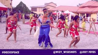 PEACE AND HER MAIDENS  DANCE TO PHYNO
