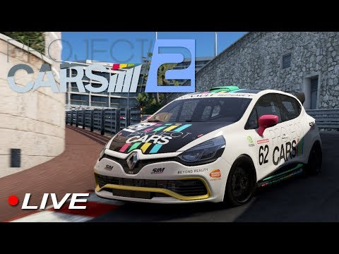 Project Cars 2 Monte Carlo Racing with Community   Live