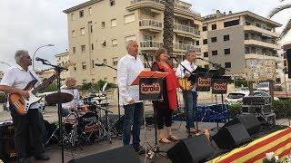 Acte institucional de la Diada 2019 de Calafell