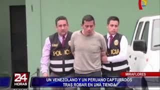 Venezolano será deportado tras asaltar conocida tienda