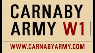 Carnaby Army  - Won't get fooled again