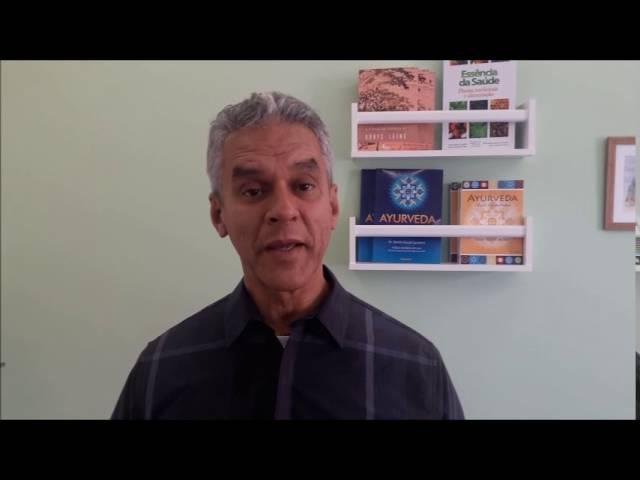 Ayurveda in Rio - Dr. Danilo Maciel