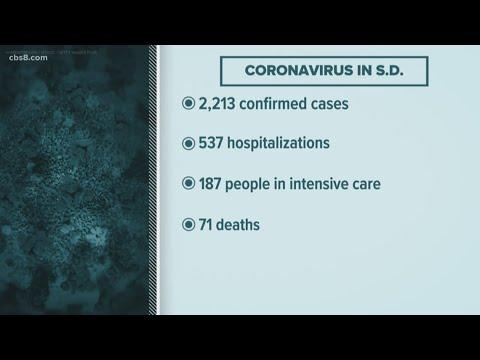 coronavirus san diego april 12