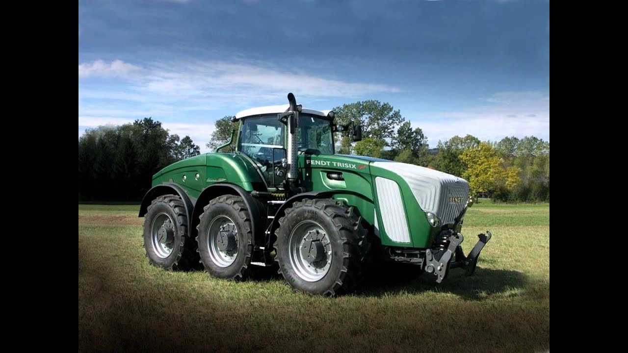 Top 10 Tractor Brands In The World Youtube