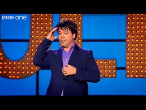Michael McIntyre's Dragons' Den Idea - Preview - Live at the Apollo - BBC One