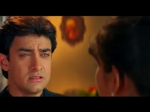 Download Heart touching scene\ Amir khan and manisha koirala \ MANN movie \ must watch