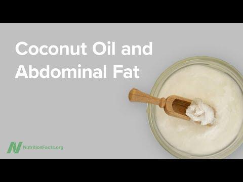 Coconut Oil and Abdominal Fat